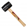 Rubber Mallet  Wooden Handle