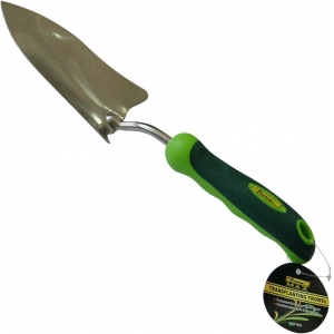 Bulb Trowel Stainless Steel Grip Handle importer china