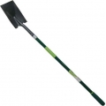Spade Med Square Fibreglass Long Handle