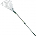 Adjustable Leaf Rake