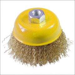 Crimped Wire Cup Brush suppliers china