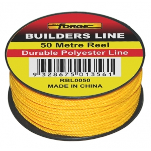 Builders' Line Poly 50m wholesale