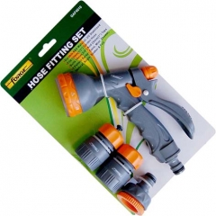 5pcs Hose Fittings Set 7 Pattern Spray Gun wholesale
