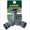 3 way Coupler ABS
