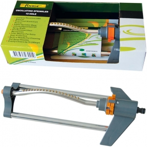 Oscillating Sprinkler 19 Holes importer china