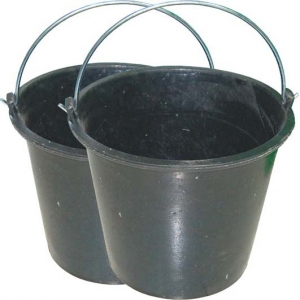 Rubber Bucket heavy duty wholesale