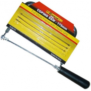 Coping Saw 7 With 3pcs Spare Blades wholesale