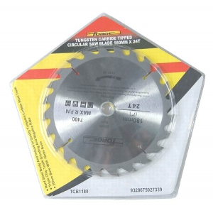 FORGE® Tungsten Carbide Tipped Circular Saw Blade 180mm*24T suppliers china