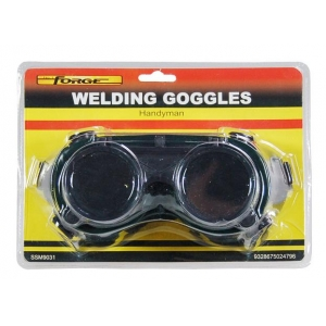 FORGE® Handyman Welding Goggles supplies