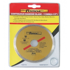 Diamond Saw Blade Continuous 115mm suppliers china