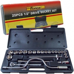 25PCS 1/2 Drive Socket Set wholesale