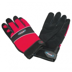 FORGE® Plain Palm & Finger Mechanic Gloves supplies