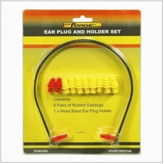 FORGE® Ear Plug And Holder Set supplies