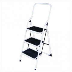 3 Step Steel Ladder wholesale