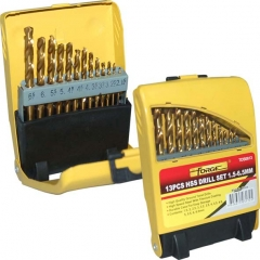13PCS Hss Drill Set suppliers china