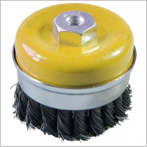 Twist Knot Cup Brush suppliers china