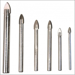 FORGE® 6PCS Glass & Tile Drill Bits Set wholesale