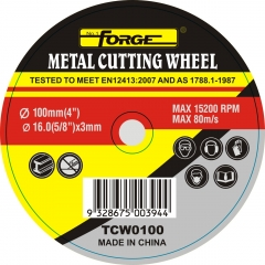 Metal Cutting Wheel wholesale