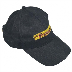 Baseball Cap Black With Forge Logo wholesale