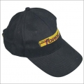 Baseball Cap Black With Forge Logo