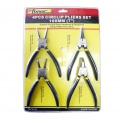 4PCS Circlip Pliers Set