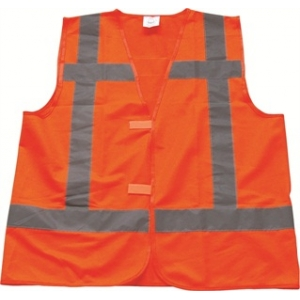 FORGE® High Visibility Safety Vest supplies