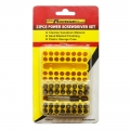 FORGE® 33PCS Power Screwdriver Set