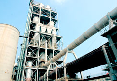 Hefei Cement Research and Design Institute Signed Heavy Load Steel Wire Belt Elevator with Myanmar Mandalay Silver Pearl Limited