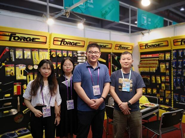 Hardware & Tools in the 125th Canton Fair Finished Successfully